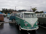 1964 Volkswagen 21-window samba bus with 2 roof racks