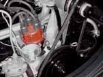 Restored 1200cc engine installed in 1954 Volkswagen convertible bug