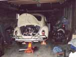 66 vw bug; installing the rebuilt 1300