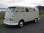 1967 Kombi Bus; exterior resto mostly done