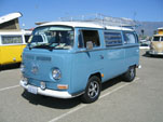 Volkswagen Bay Window Bus