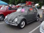 Sharp VW hard top beetle painted gray