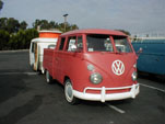 Volkswagen CrewCab Pickup is a Great Tow Vehicle for an Eriba Puck Trailer
