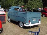 Beautifully Restored 1962 Volkswagen Single Cab Pickup painted L-31 Dove Blue
