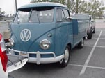 VW Single Cab Pickup With Rare Westfalia Wide Bed, Very Cool!