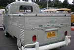 Beautifully Restored 1962 VW Double Cab Pickup painted Factory Stock Mouse Gray (#L325)