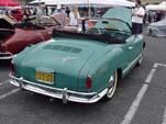 Very Sharp Classic VW Karmann Ghia Convertible