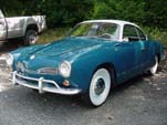 Very Sharp VW Karmann Ghia Hardtop Coupe