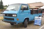 Very Rare Volkswagen Vanagon Syncro 4x4 Single Cab Pickup truck