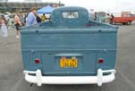 Volkswagen Single Cab Pickup with the correct small round glass tail light lens